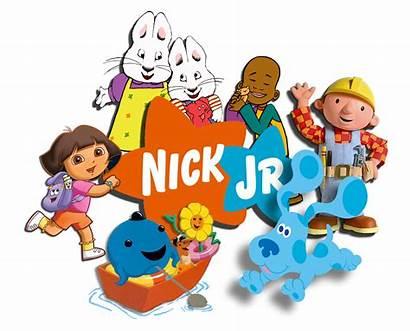 Nick Jr Nickelodeon Bill Characters Cartoon Dog