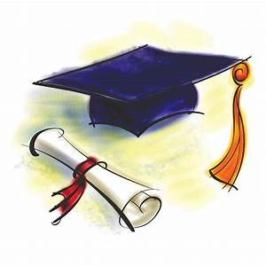 Graduation And Amazing Drawing Diploma Picture - Images