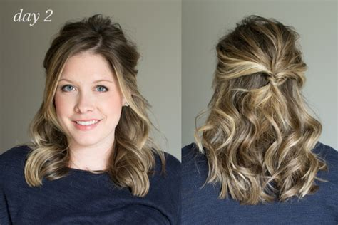 different hair up styles getting 3 days out of your hairstyle the small things 5458