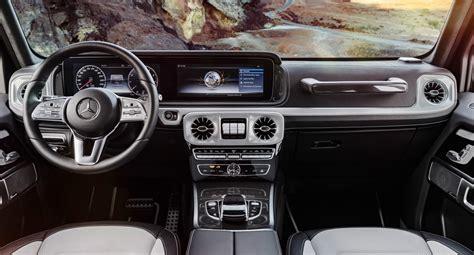 mercedes benz  class interior revealed  torque