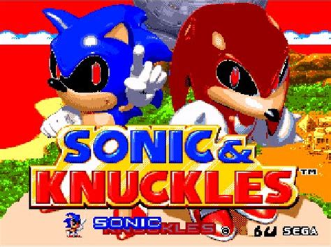 sonic and knuckles exe