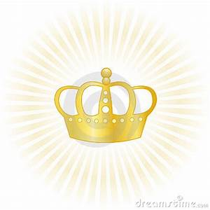 Gold Crown Company Logo Stock Photography - Image: 22690262