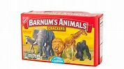 Nabisco uncages its animal crackers after 116 years