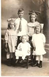 Vintage Victorian Children Portraits