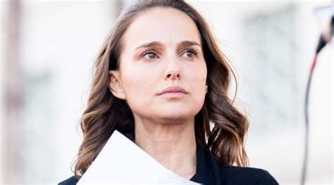 Natalie Portman Opens About Experiencing Sexual