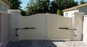 Portail Automatique Brico Depot : portail aluminium brico depot lovely portail aluminium ~ Edinachiropracticcenter.com Idées de Décoration