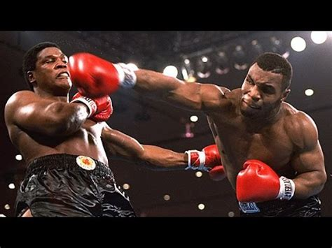 Mike Tyson did Weight Training in the 80's ? - YouTube