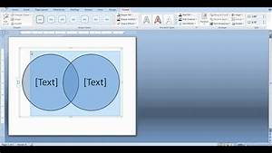 How To Overlap Pictures Microsoft Word 2013