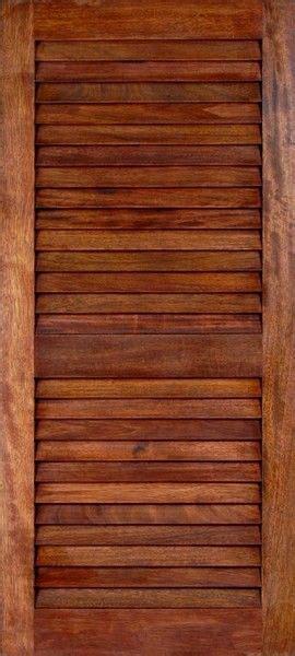 mahogany louver doors   louverma   wooden