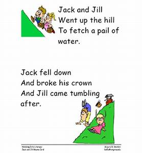 Jack and jill Poem video Free Download