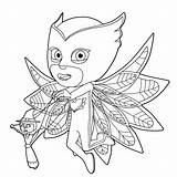 Coloring Puppet sketch template