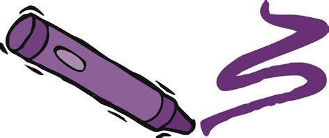 purple crayon clipart toddlers gem parenting inspiration for parents of