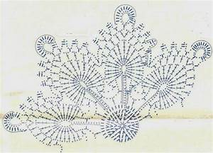 Peacock Star Crochet Motif Doily Pattern  U22c6 Crochet Kingdom