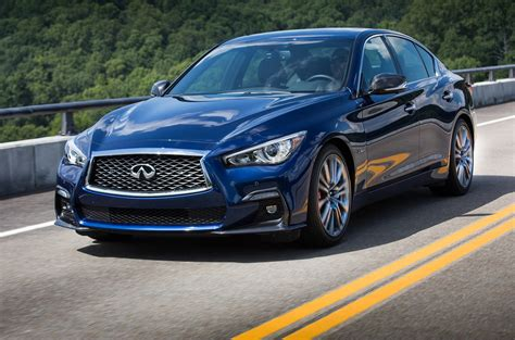 2018 Infiniti Q50 Priced From $35,105  Motor Trend