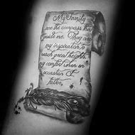 Best Scroll Tattoo Ideas And Images On Bing Find What Youll Love