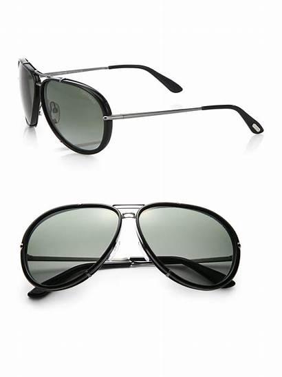 Tom Ford Sunglasses Aviator Cyrille 63mm Eyewear