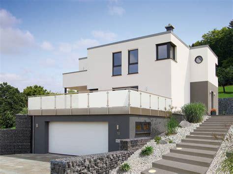 Garage Unterm Haus by Kubus Haus Ligno Fingerhut Haus Musterhaus Net