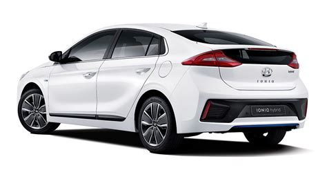 Hyundai Releases Technical Details Of The Ioniq