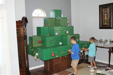life size minecraft christmas tree minecraft pinterest