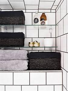Fugen Weiß Machen : badezimmer schwarze fugen badt cher wei e fliesen glas badezimmer pinterest badezimmer ~ Markanthonyermac.com Haus und Dekorationen