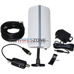 Indoor Outdoor Digital TV Antenna