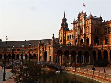 Plaza De España Seville Wikipedia