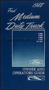 1988 Ford L T Ll Ls Lt
