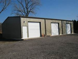 steel garage in chicago il customer testimonial With 40x60 metal building kit