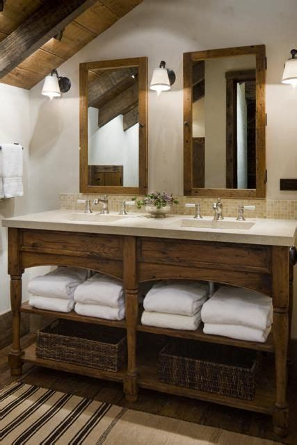 Modern Rustic Bathroom Design by Best 20 Rustic Modern Bathrooms Ideas On