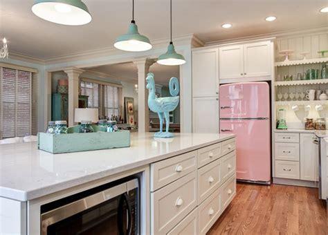 modern kitchens  cool retro appliances