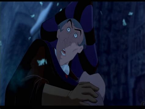Of Notre Dame Baby Frollo And Gothel Images Frollo About To Kill Baby Quasi