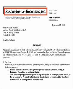 consulting agreement example With consulting retainer agreement templates