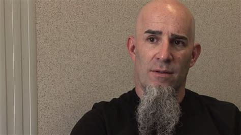 Anthrax's Scott Ian Says His Three Year Old Son 'listens