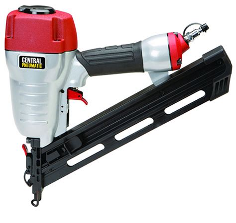 Floor Nailer Harbor Freight by Junkyardfind Central Pneumatic 34 176 Angle Finish Air Nailer