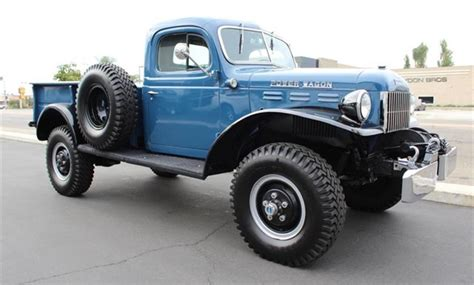 2975004 1955 dodge power wagon std   ClassicCars.com Journal