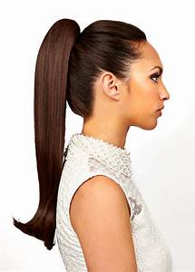 Best Long Weave Ponytail Hair Styles for Girls HairzStyle Com : HairzStyle