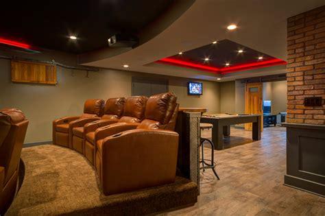 level finish  home theatre