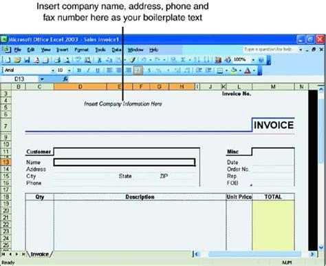 excel 2003 invoice template download sales invoice format in excel rabitah net