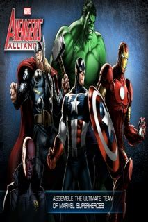 Free Download The Avengers Mobile Game For Android ...