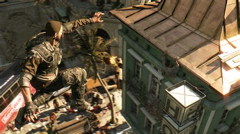 dying light review   zombie survival video game
