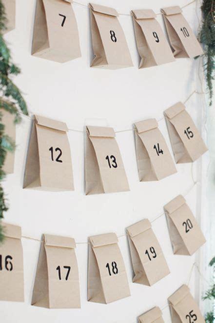 basteln mit papiertüten 54 besten ideen adventskalender adventskalender basteln adventskalender f 252 llen bilder auf