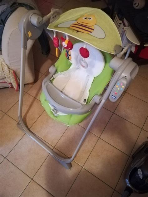 Polly Swing Chicco Prezzo by Altalena Polly Swing Up Chicco Recensioni