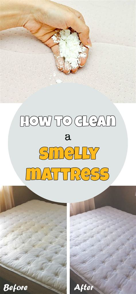 How To Clean A Smelly Mattress  Getcleaningtipsnet