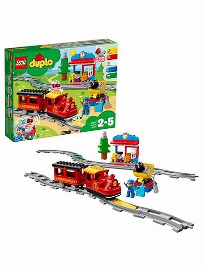 Duplo Lego Train Steam Johnlewis