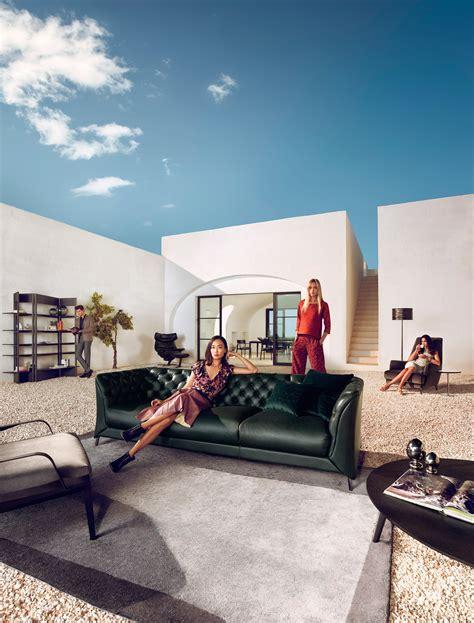 natuzzi  open southern california store furniture today