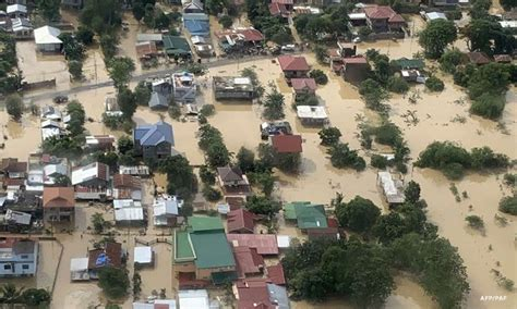 cagayan  state  calamity due  worst floods  provinces history