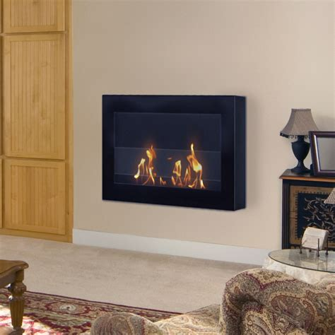 Anywhere Fireplaces Soho Wall Mounted Bio Ethanol