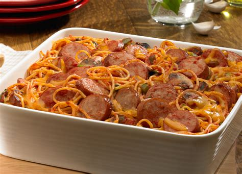 Pasta With Turkey Sausage And Smoked Mozzarella Recipe ...