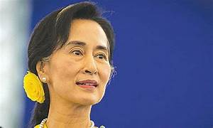 Suu Kyi's party slapped down in by-election - Newspaper ...