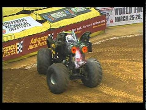monster truck show memphis monster jam batman monster truck freestyle highlights